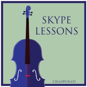 Cello Skype Lessons
